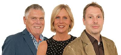 Familie Lehr – Peter, Nils und Yvonne Lehr