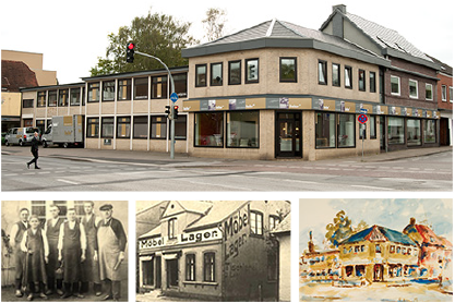 Lehr – 100 Jahre Tischlerei & Möbelhaus in Pinneberg